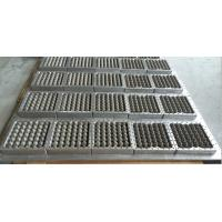 Quality High Performance Egg Carton Tray Mould For Molded Pulp Packaging Machinery for sale