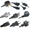 UK power cord, European/Italian power cord, American power cord, Australian power cord for sale