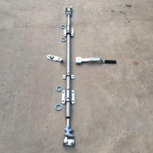 container door spare parts /container door lock / hinge , EPDM rubber container door seal gasket