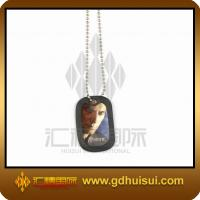 Quality laser engraved military dog tags for sale