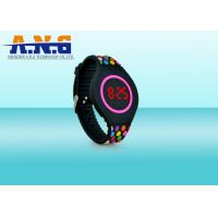 Buy cheap Watch Style Ntag213 Silicone Rfid Wristbands , nfc bracelet for Hotel from wholesalers