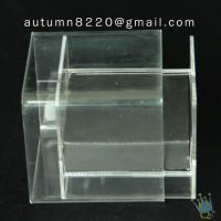 Quality BO (12) acrylic tissue box for sale