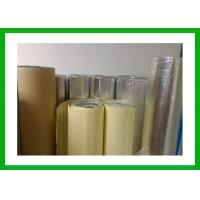 Quality Glue Aluminum Foil Self Adhesive Heat Shield Material High Efficiency for sale