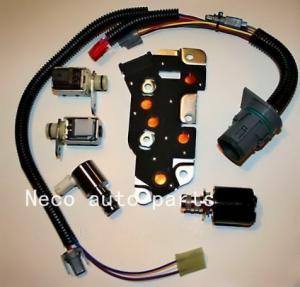 Quality MASTER SOLENOID KIT W Harness 4L80 4L80E MT1 TCC NEW for sale