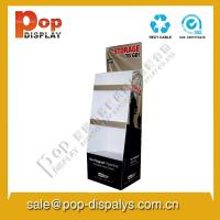 Quality Custom Eco-friendly Corrugated Necklace Display Stands With ISO / CE for sale