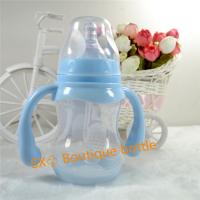 Quality May promotion, wide mouth 180ml PPSU baby feeding bottle.BPA free for sale