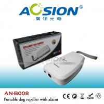 Outdoor Portable Electronic ultrasonic dog repeller, dog bark eliminator