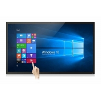 """Quality 43"""" 280W 450cd/m2 Interactive Touch Screen Monitor for sale"""