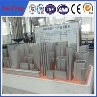 Quality New Arrival! china supplier of aluminum extrusions profiles for motor housing for sale