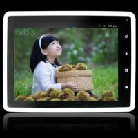Quality Microphone LCD android 2.3 4GB Resistive tablet pc with Removable MicroSD for sale