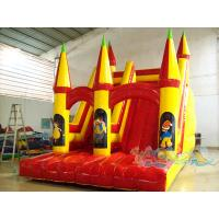 Quality Pricess Inflatable Castle Slide for sale