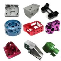 Quality Custom Made Aluminum Alloy Precision CNC Machined parts for sale