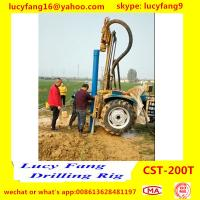 China Hot Popular Tractor Mounted Water Well Drilling Rig for sale