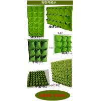 Quality convenient / beautiful customized size outside hanging grow bag for sale