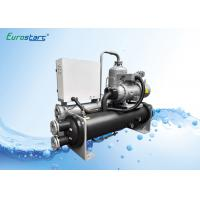 Quality Emerson Energy Saving Water Cooled Central Chillers For Residential Building for sale