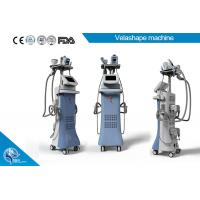 Quality Weight loss slimming beauty machine velashape + vacuum + roller +  rf + led 5 in 1 system for sale