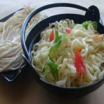 Quality Low fat Fresh Soup Ramen (Lomein) Noodle for sale