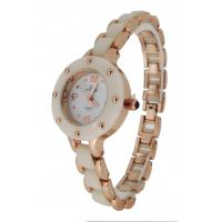 China Small Case Ladies Bracelet Watches Gift Watch with Rose Gold Plating on sale