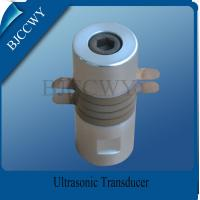 Quality OEM High Power Ultrasonic Transducer For Welding and Polishing Machine for sale