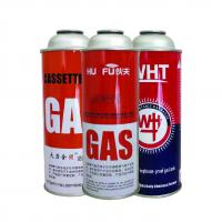 Quality 4 Cans 220g camping duration gas cartridge butane for sale