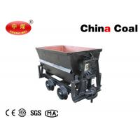Quality KFU0.75-6 Bucket Tipping Mine Car Mining Machinery Coal Mine Transportation Vehicle for sale