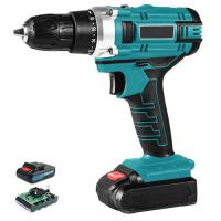 China Brushed Power Small Portable Drill , Rechargeable Handheld Cordless Drill for sale