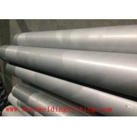 Quality Thin Wall TIG Large Stainless Steel Pipe 304 Grade For Handrail , Curtain rail for sale