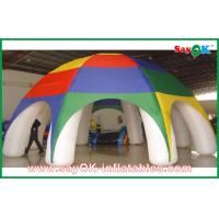 Quality Durable Mobile Inflatable Air Tent / Building For Outdoor Traveling for sale