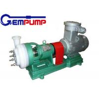 Quality Rolling bearings Chemical resistant pump  single-stage single-suction corrosion pump for sale