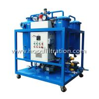 TY Turbine Oil Filtration Plant,Used Turbine Oil Flushing and Filtration System,Vacuum Lube Turbine Oil Polishing System for sale