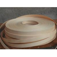 Quality Natural Chinese Oak Wood Veneer Edge Banding Tape/Rolls for sale