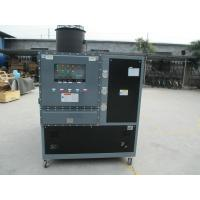 China Heat Conducting 24KW Oil Furnace Temperature Control Unit Machine for Extruder on sale