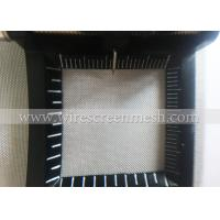 Quality Abrasion Resistance 80 x 80 Stainless Steel Wire Mesh Plain Weave 0.12 Mm Long Service Life for sale