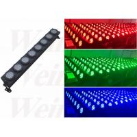 China Led Wall Washer Lighting 96pcs * 3w 3 In 1 Rgb Dmx Control For Disco Night Club Party Wedding on sale