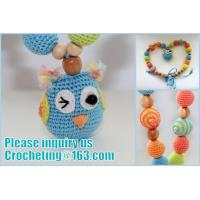 Buy cheap Necklace with amigurumi toy, Nursing necklace,Breastfeeding necklace, crochet toy from wholesalers