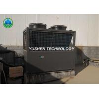 China 15 HP Central Air Conditioning Equipment Heating And Cooling Function for sale