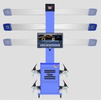 Quality T288 Portable Digital Wheel Alignment Machine Tool With 3D Animation Demonstration for sale