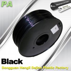 Quality Nylon 1.75mm / 3m 3D Printer Filament Rigidity And Flexibility Good Filament for sale