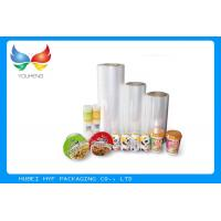 Quality 50 Gauge Thickness Central Fold Polyolefin Shrink Film For Packed Food & Beverages for sale