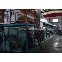 Buy 8 Sides Rotary Reclying Paper Pulp Molding Machine Egg Tray Making , CE & at wholesale prices