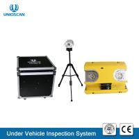 Quality High Resolution CCD Camera Mobile Car Inspection Detector Under Vehicle Surveillance System for sale
