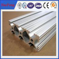 Quality Hot! China factory of custom anodized industries aluminium extrusions 6061 alloy for sale