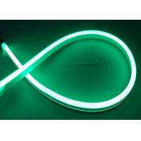 Quality 24 Volt Neon LED Strip Lights 6mm Top View For Theme Party Decoration for sale