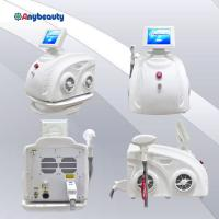 Quality Handpiece Permanent Diode Laser Hair Removal Machine 808nm 600w In Pure White for sale