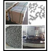prime bearing steel ball 6 inch steel ball for sale