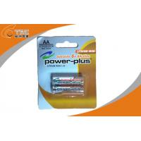 Quality Primary Lithium Iron LiFeS2 1.5V AA/L91 Power Plus Battery for Digital Camera for sale
