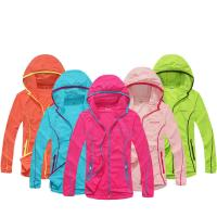 Buy cheap Outdoor Sport UltraThin Sunproof Nylon Woman Skin Clothes from wholesalers