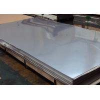 China High Grade Cold Rolled Steel Plate Different Thickness / Width Optional on sale