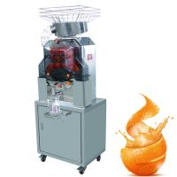 Buy cheap Commercial Automatic Fruit Orange Juicer Machine / Professional Juice Extractor from wholesalers