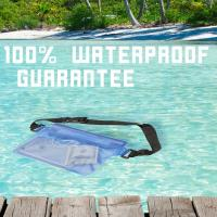 Buy Light Weight Waterproof Packs And Bags For Beach Swiming Underwater 5M at wholesale prices